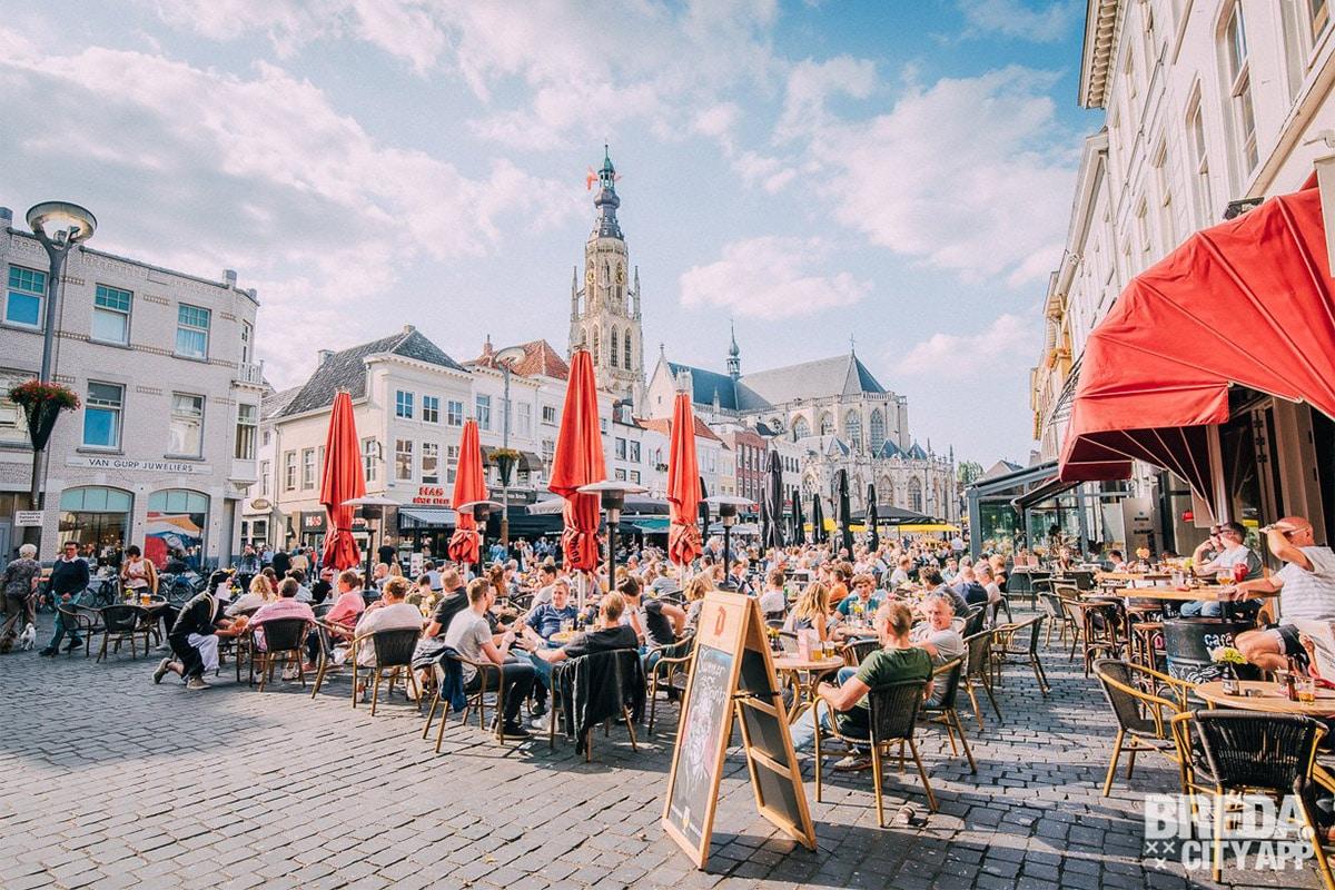terrasjes Breda
