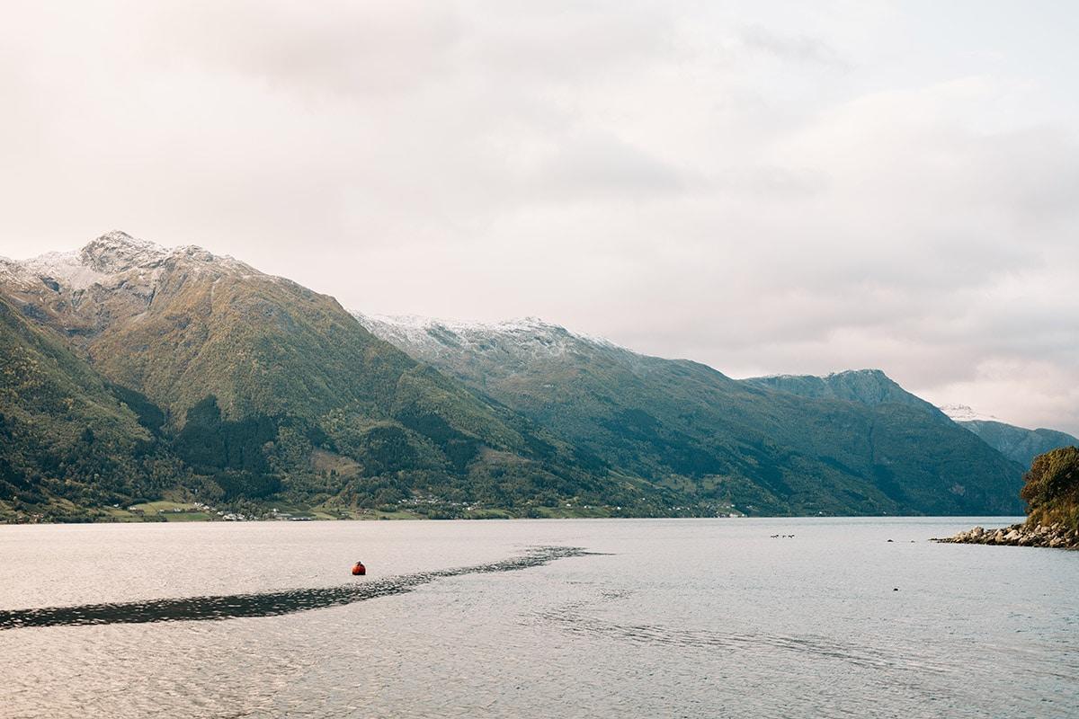 Bruiloft locatie in Noorwegen