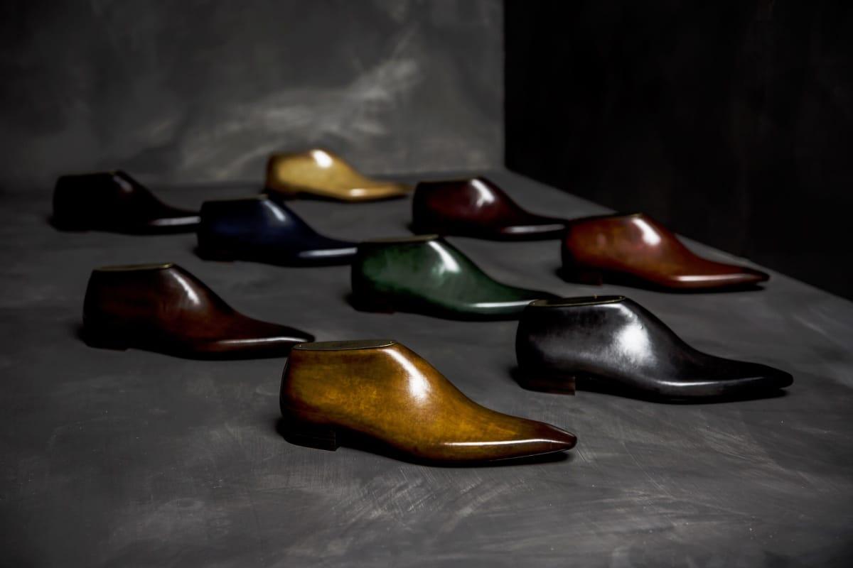 Schoenen op maat, Schoenen kleur kiezen, Maatschoenen van Greve