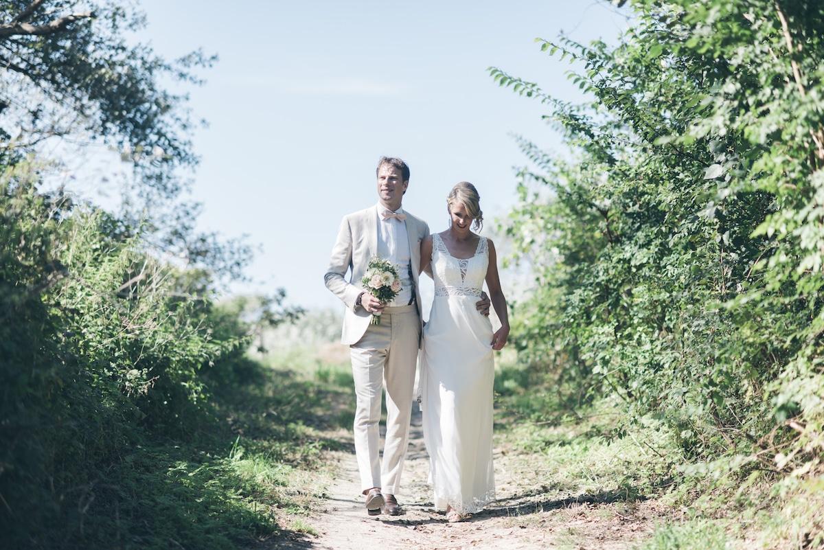 Betels, losse bruiloft, vrije bruiloft, bohemian