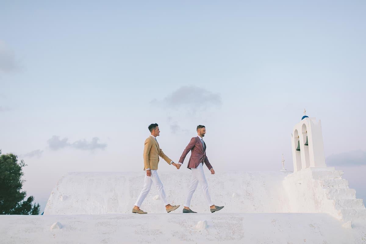 Mediterraanse bruiloft