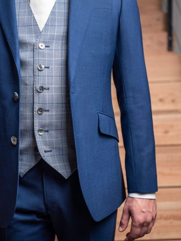 Details blend waistcoat