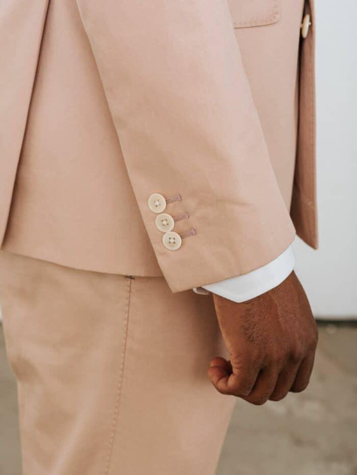 off white details, katoen, zomerpak