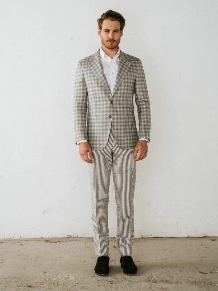 Zomer outfit, Gastenkostuum voor bruiloft, Huwelijkskleding