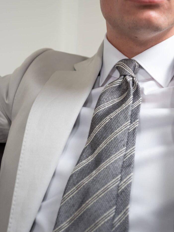 Detail stropdas