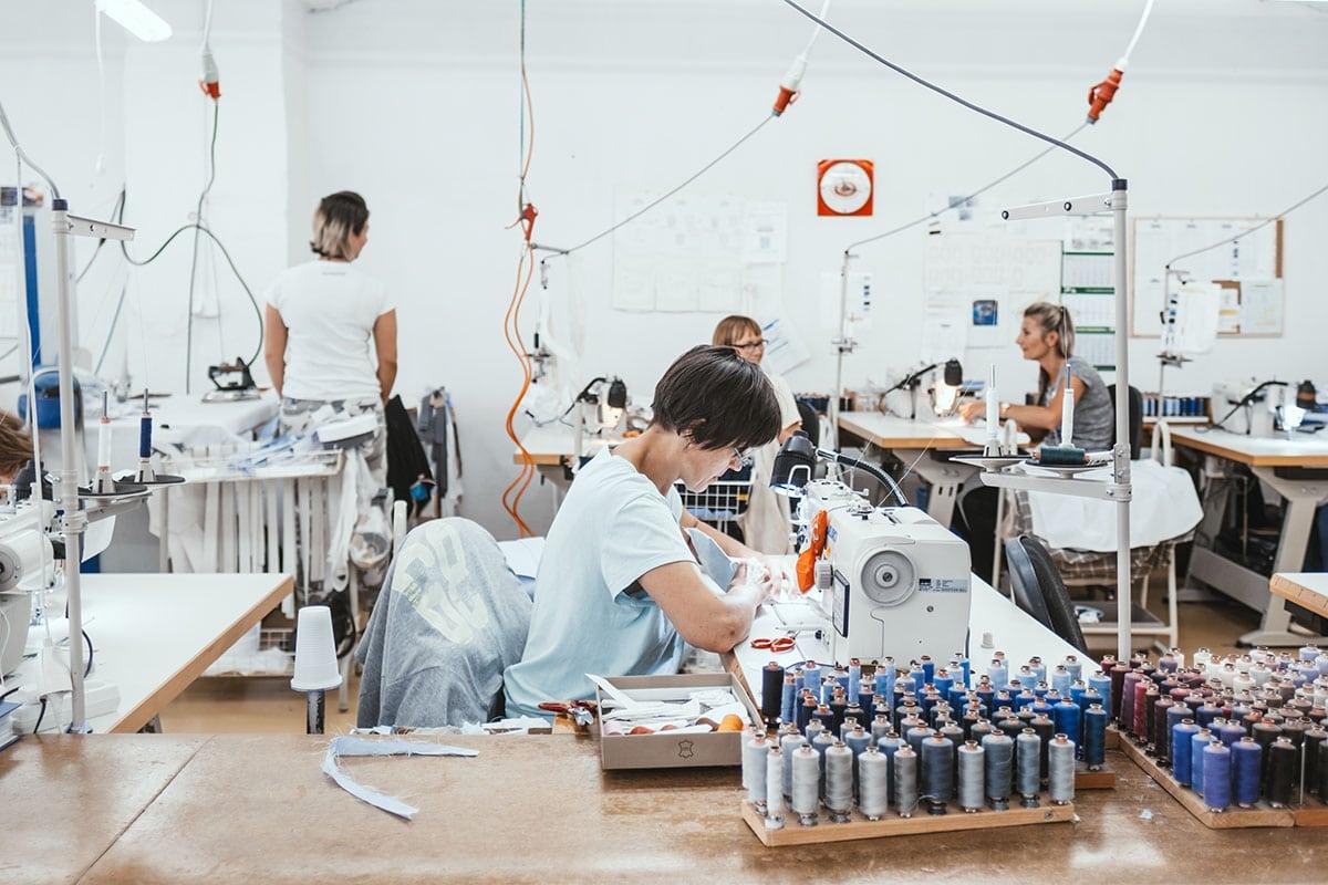 Atelier in Polen