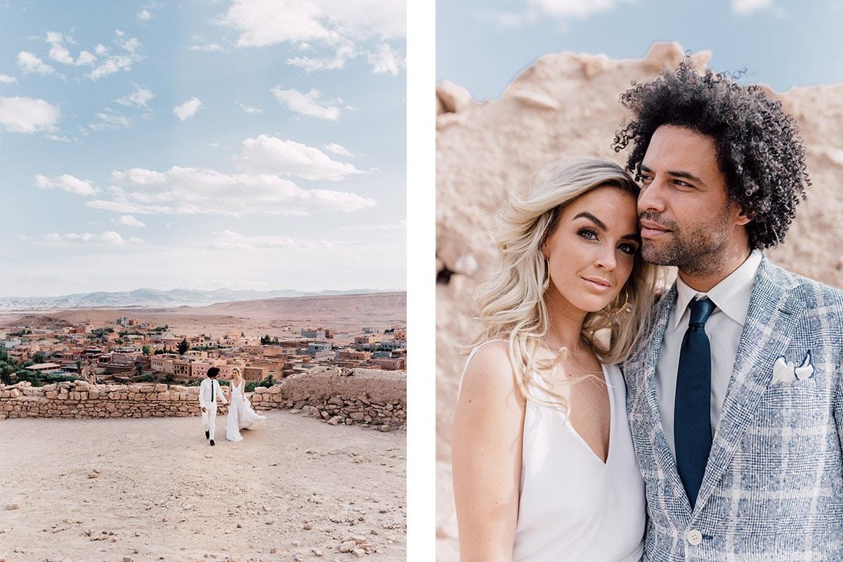 Marokko-huwelijk-stad-maatpak