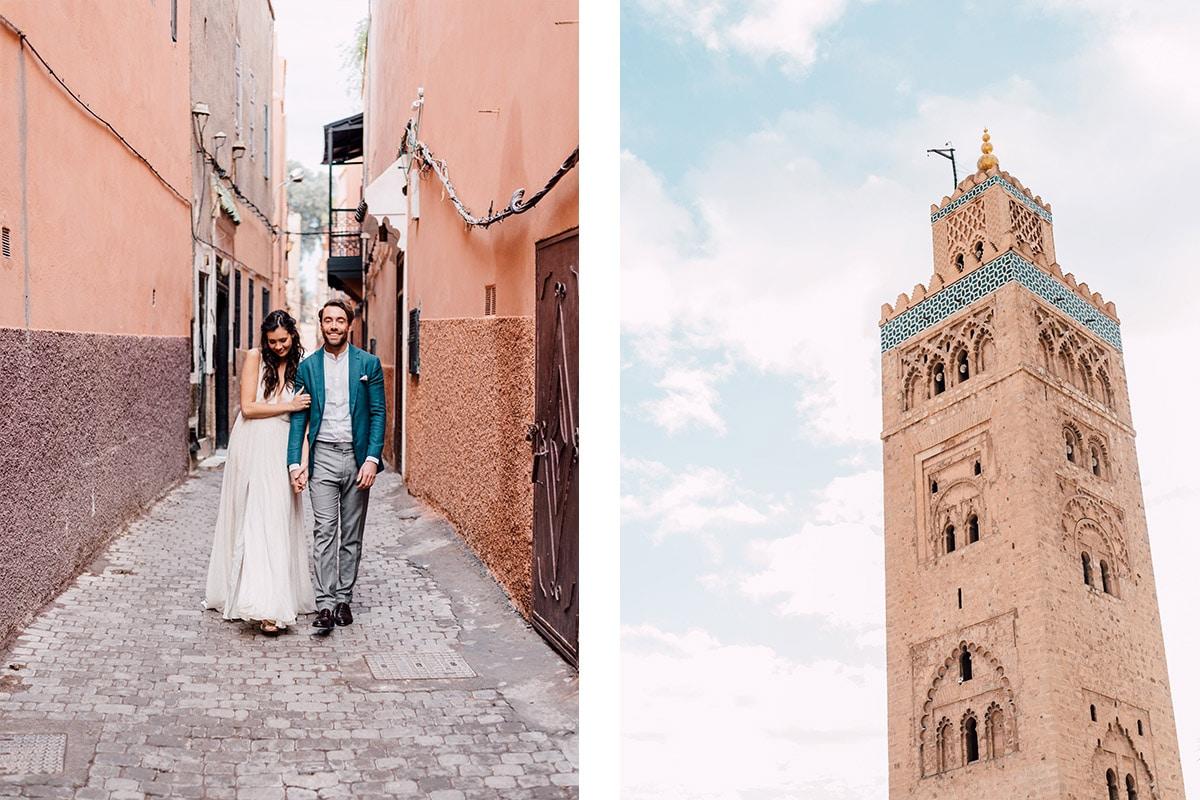 Marokko-marrakech-straat