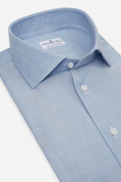 Alture overhemd op maat lichtblauw