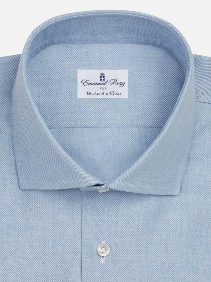 Overhemd alture lichtblauw