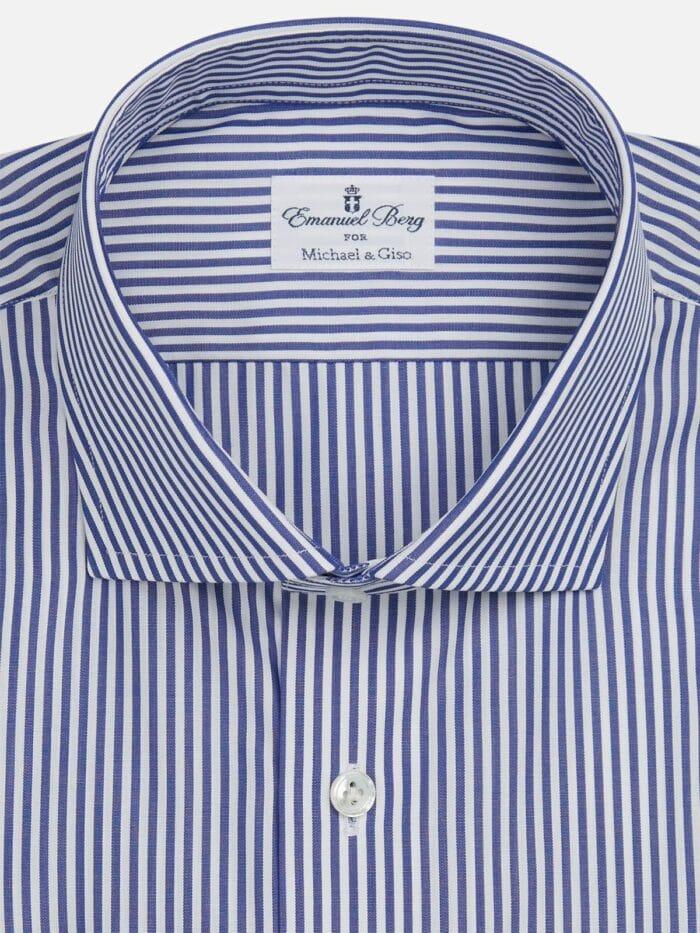donkerblauw shirt