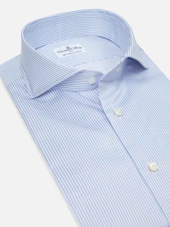 extreme cut away overhemd op maat