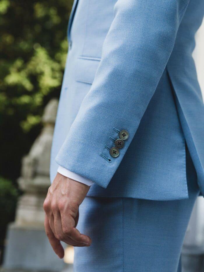 jasje lichtblauw
