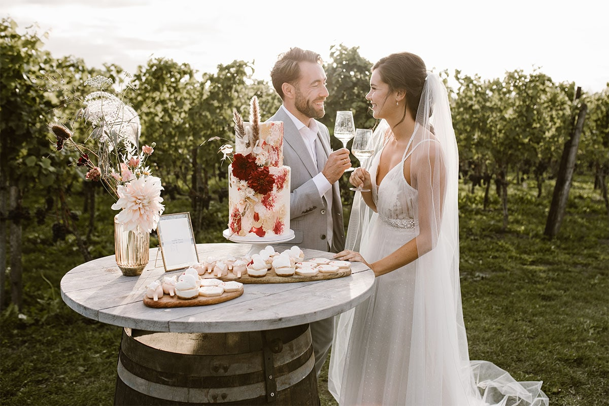 Rustic Picknick Wedding