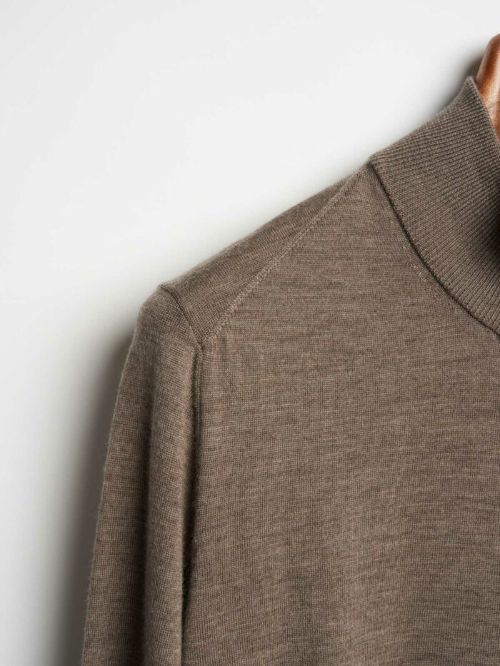 ritsvest taupe