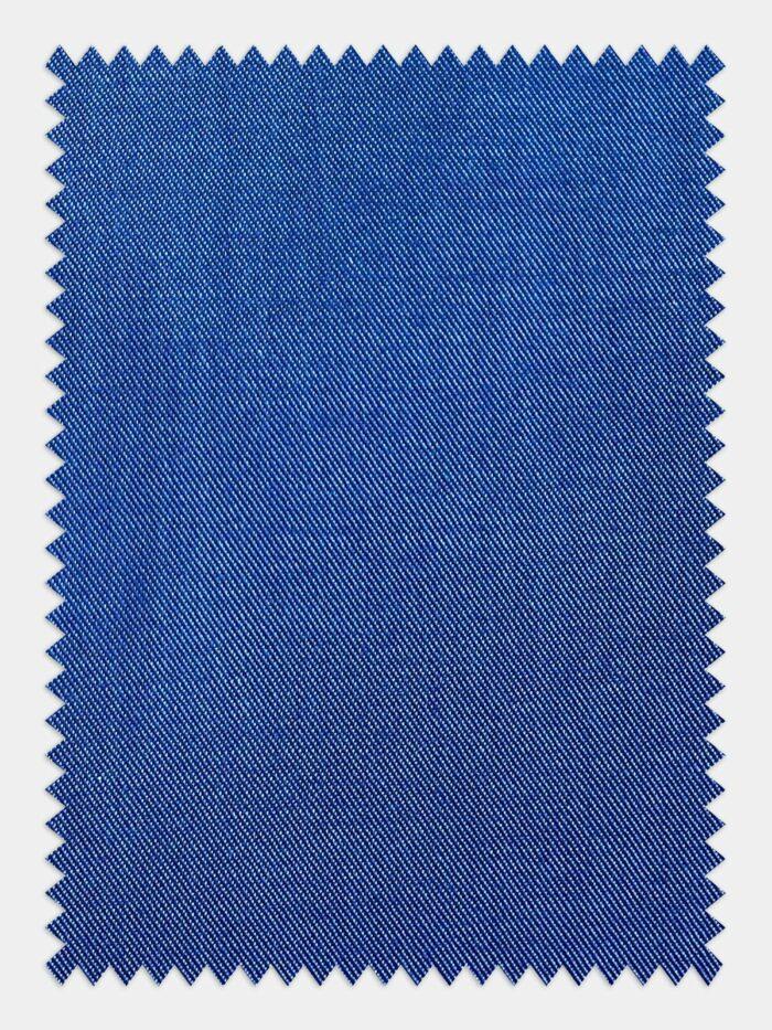 denim blauw stof