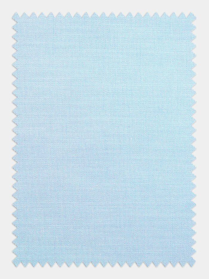 lichtblauw twill stof
