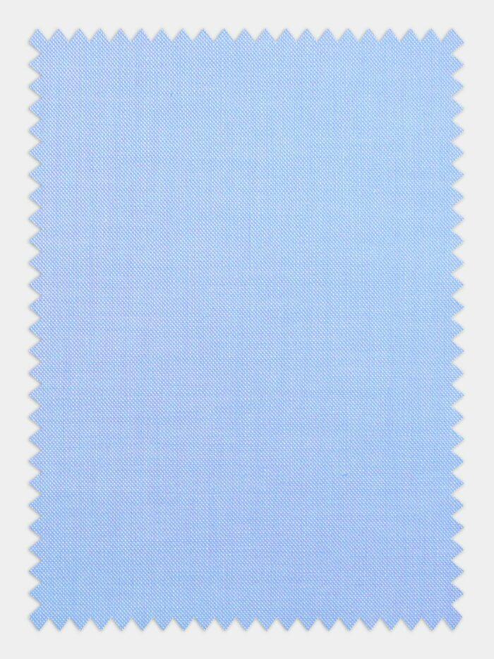 lichtblauw stofstaaltje
