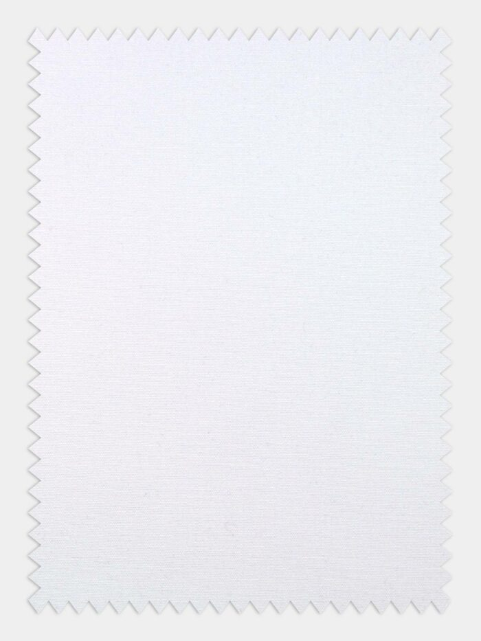kreuk bestendige stof wit