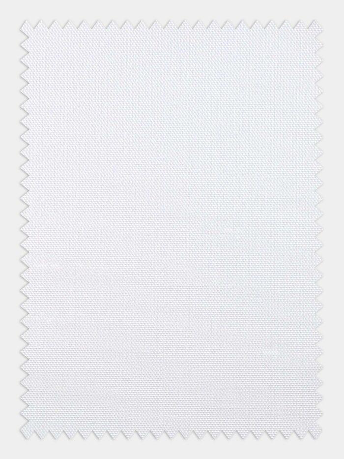 wit anti kreuk stofje