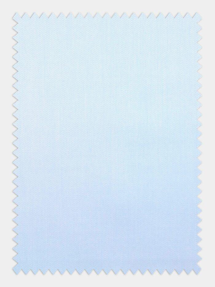twill licht blauw stof
