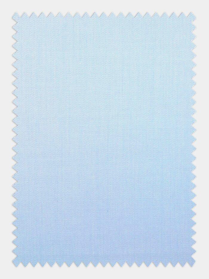 licht blauwe tint twill stof