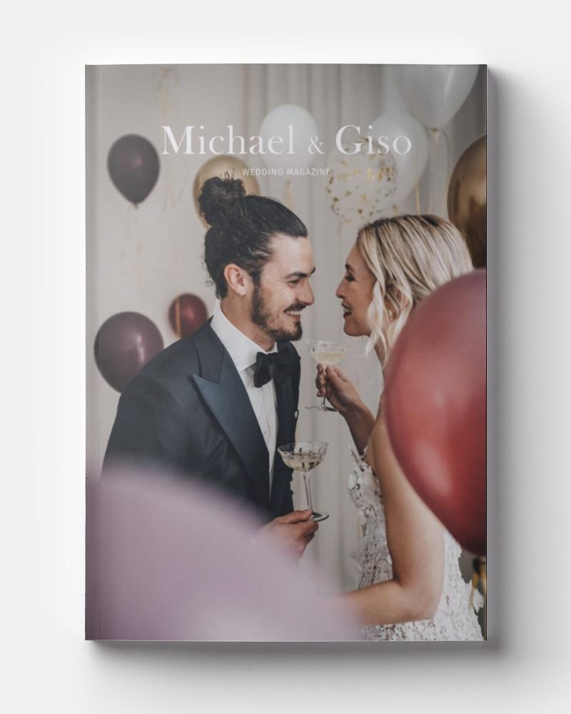 Inspiratie Magazine trouwpak