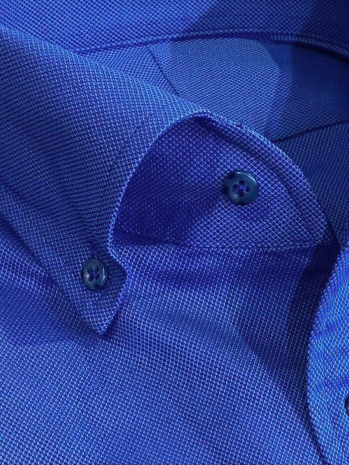 boord donkerblauw shirt op maat