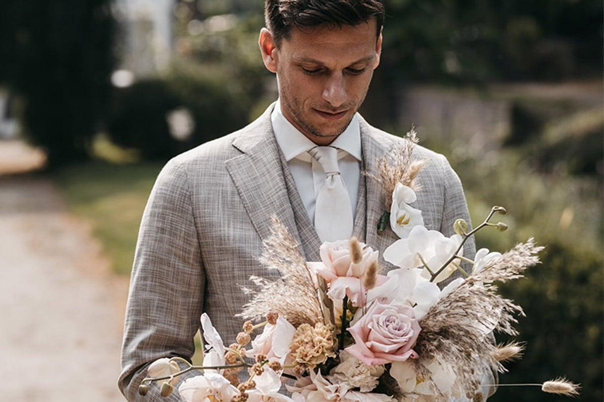 maatwerk pak voor bruiloft