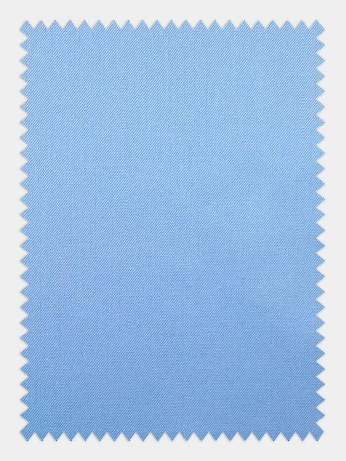 licht blauw stof twill