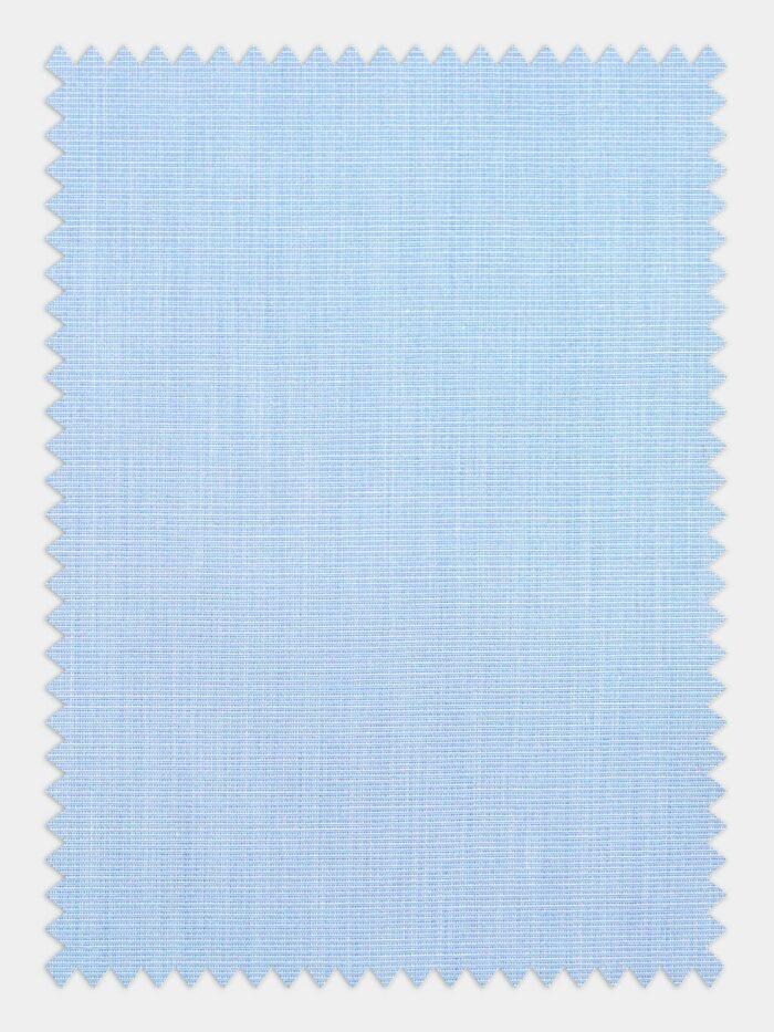licht blauwe stof poplin