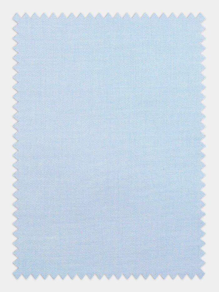 blauwe stof pin point