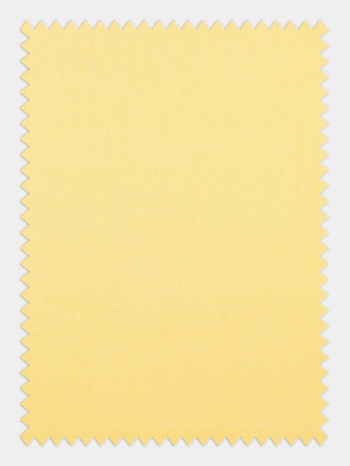 pastel gele zomerse stof