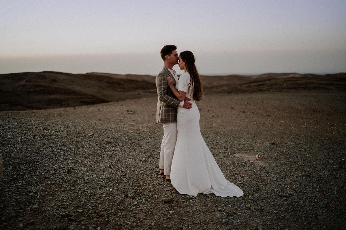 trouwen in maatkleding in marokko