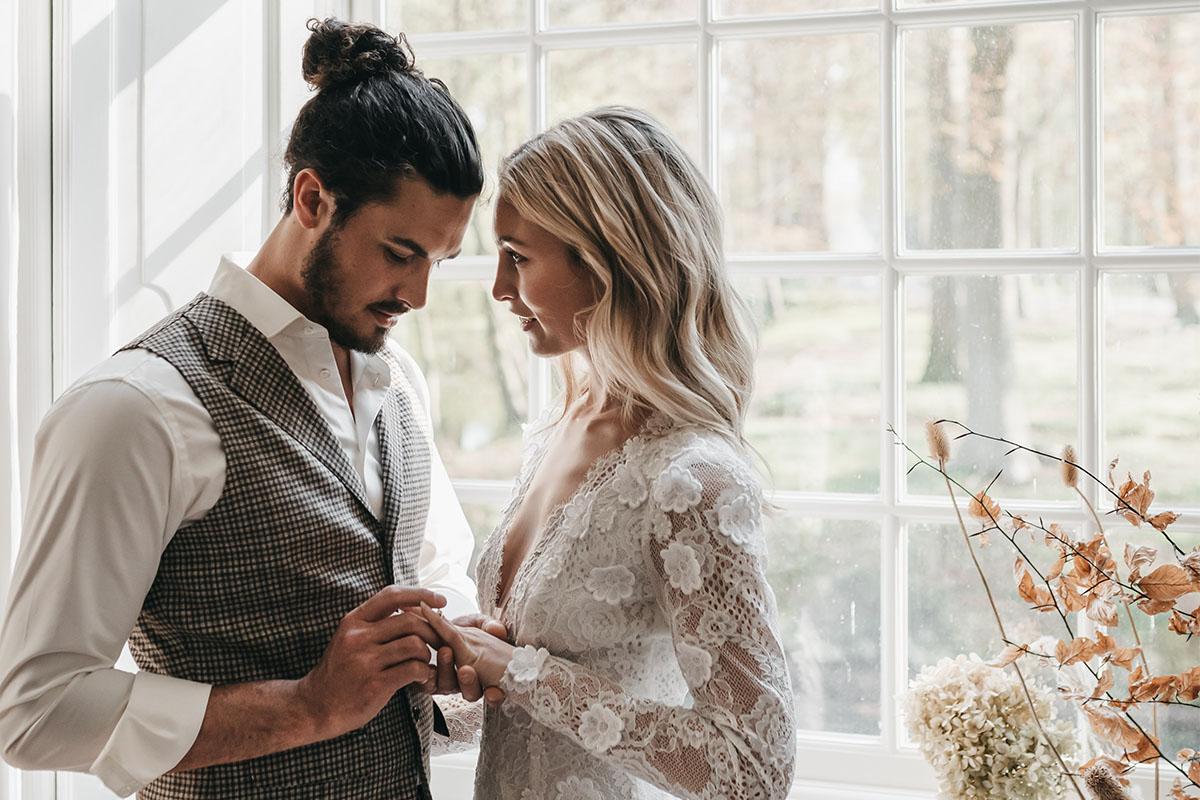 voorbereiden bruiloft
