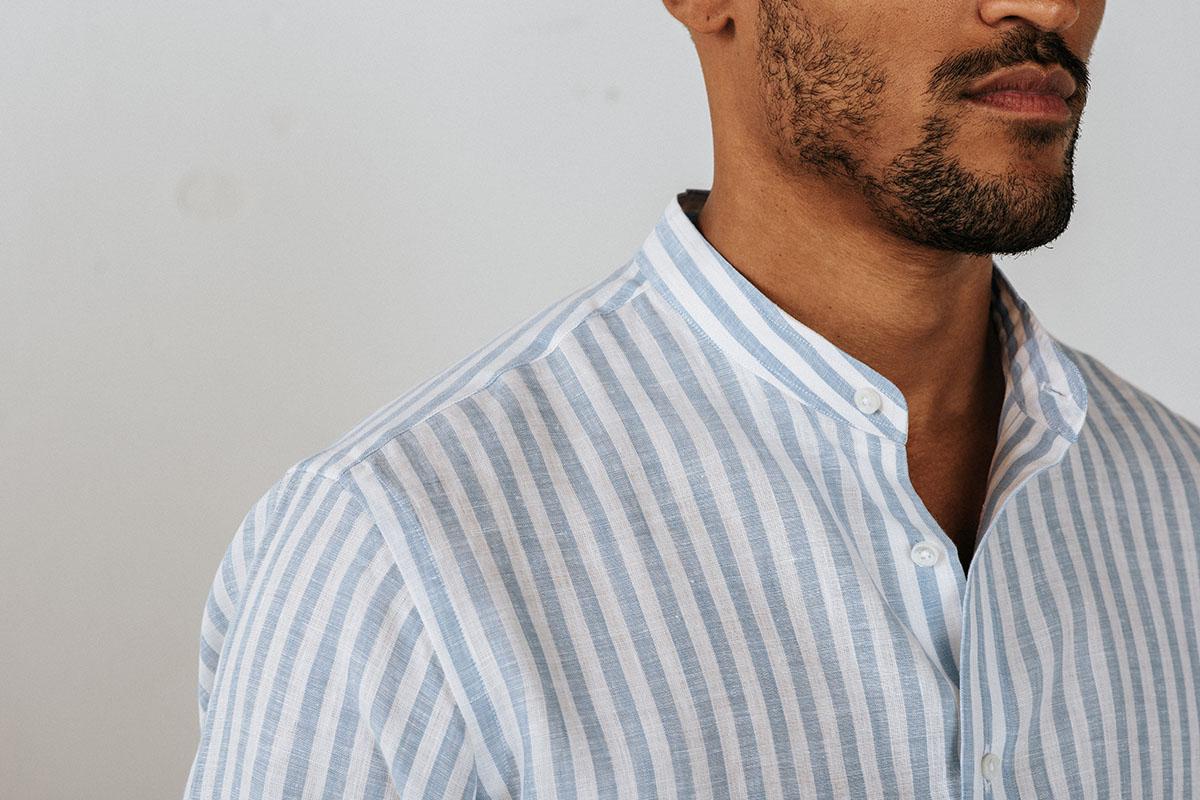 linnen overhemd zomers