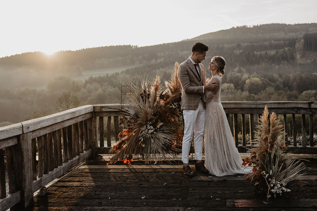 crommelin trouwpak met uitzicht ardenne