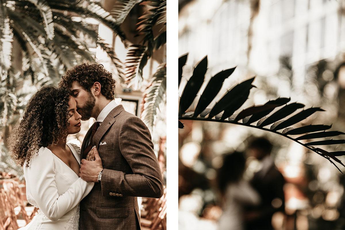 bruiloft hortus amsterdam