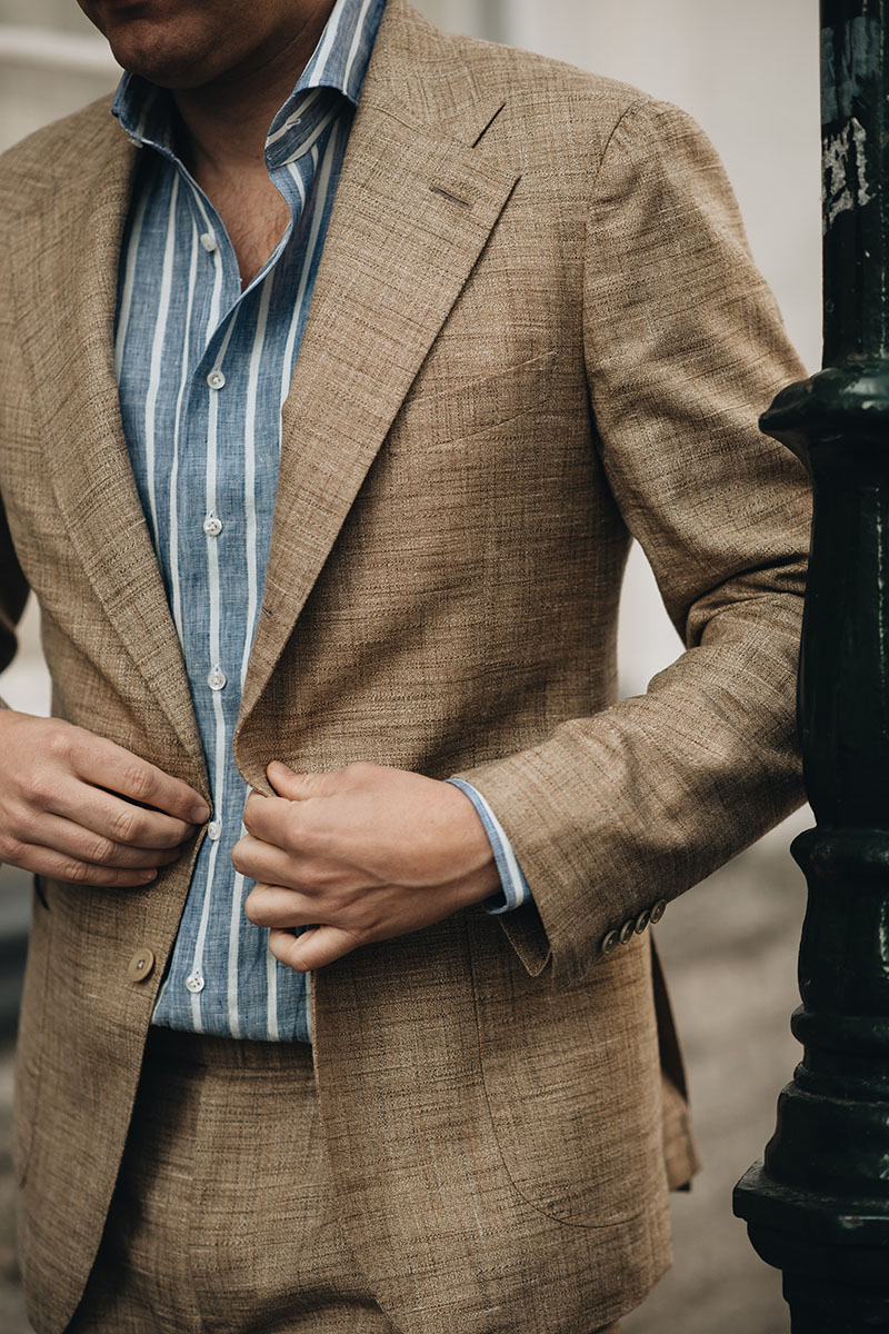 business outfit details