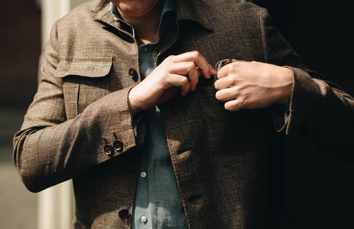 Bruin safari jacket