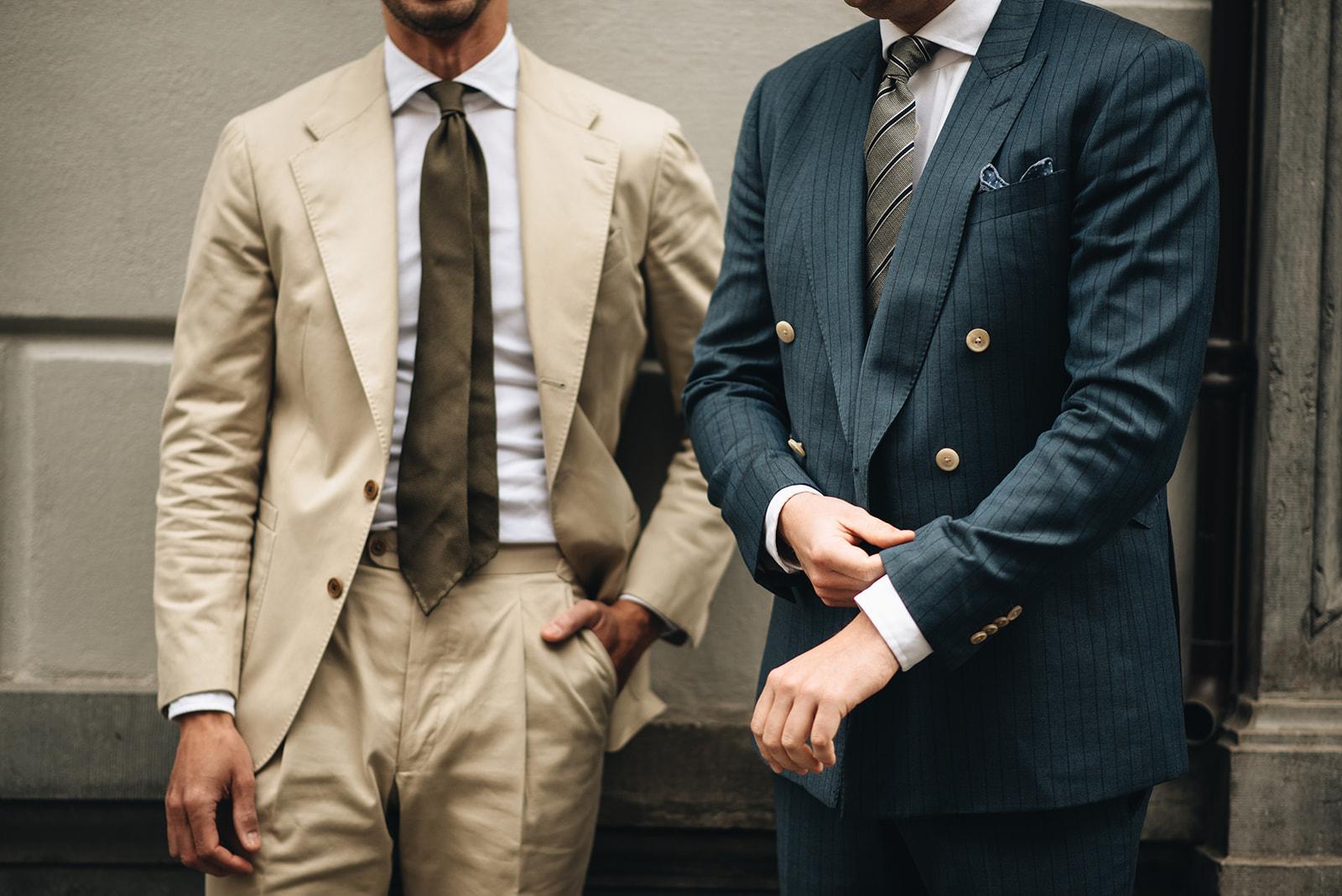 2 piece suits op maat