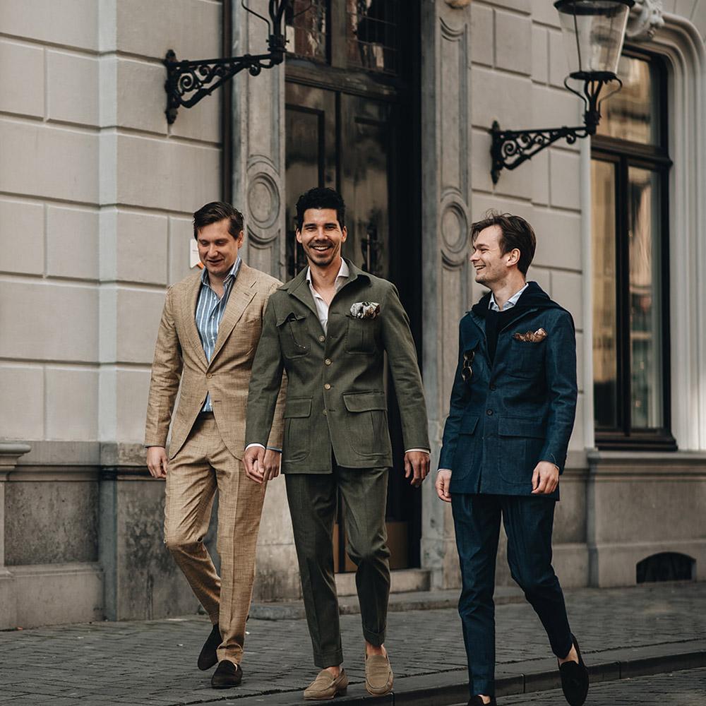 tailors van michael & giso