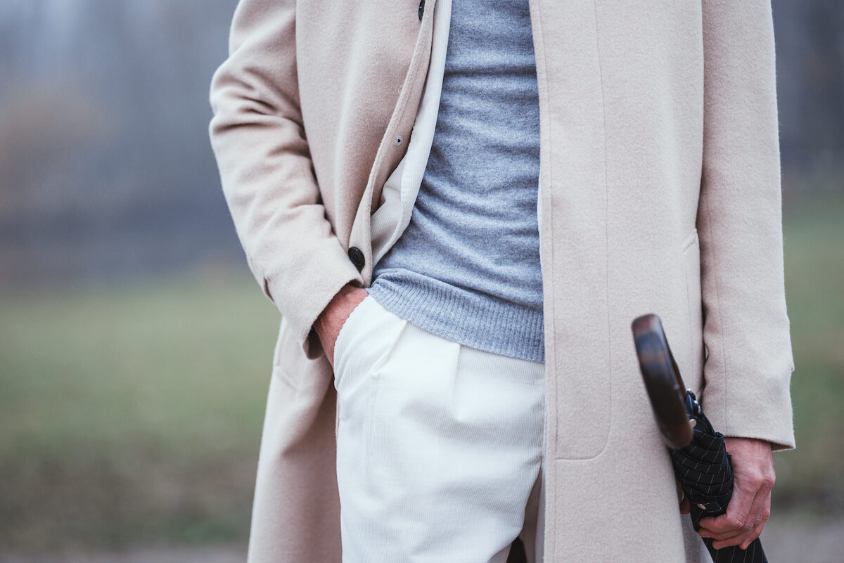 Fall winter trends herenmode