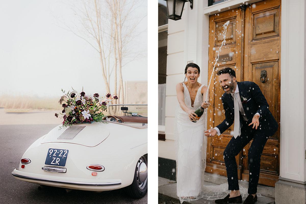 oldtimer-auto-trouwen-huwelijk-jawoord-trouwpak-maatwerk