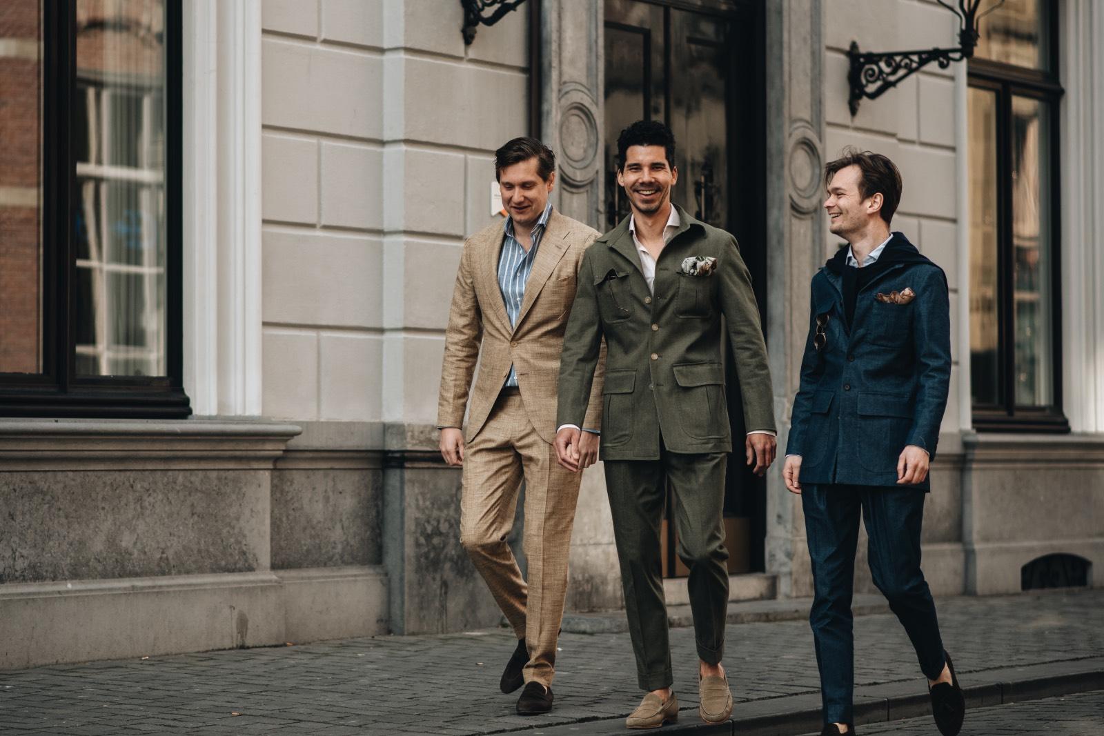 Tailors Wardrobe Linnen Outfits