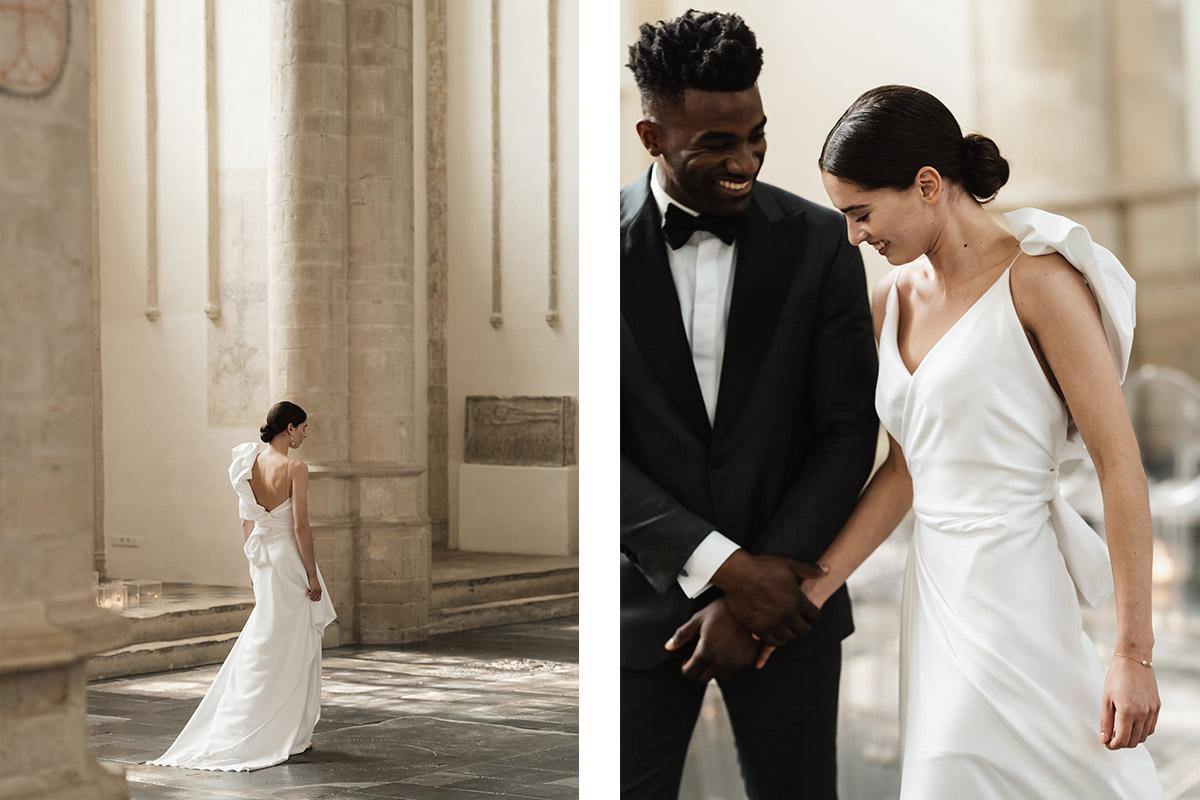 smoking-Conscious-Chique-trouwjurk-bruiloft-maatwerk-bride-groom-detail