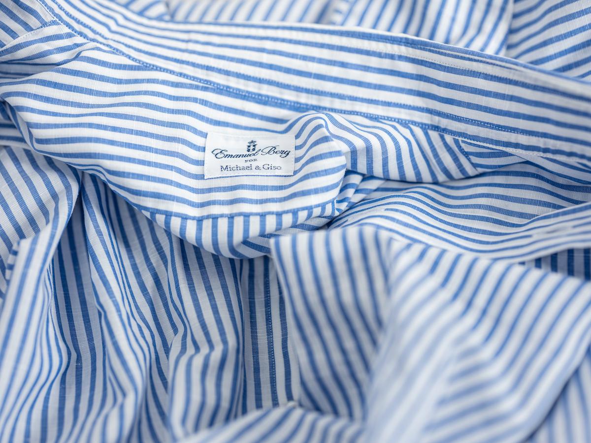 overhemd strijkvrij